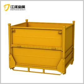 MA折叠金属板箱