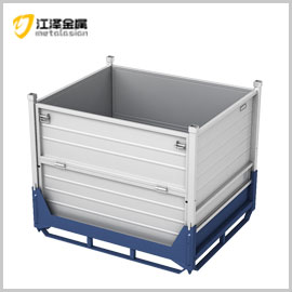 MA金属折叠板箱